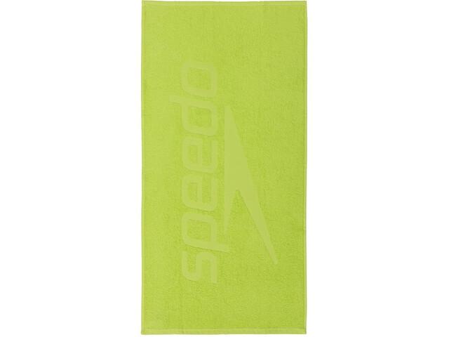 speedo Easy Towel 50x100cm apple green